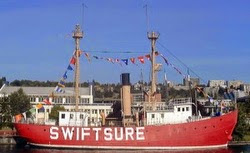 Swiftsure Lightship