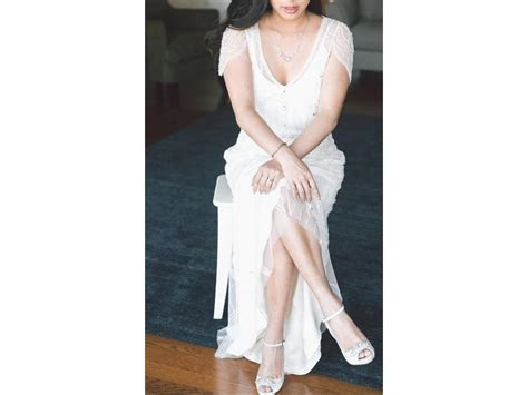 Jenny Packham Eden, $2,500 Size: 12   Used Wedding Dresses