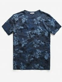 He By Mango Floral Print T-shirt