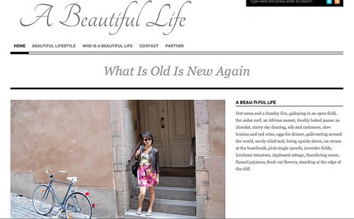 The New A Beautiful LIfe