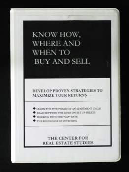 Know How, Where and When to Buy and Sel