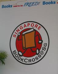 BookCross@Sg logo