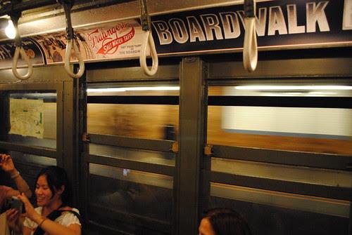 Boardwalk Empires Train