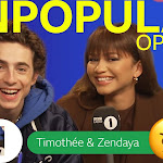 """""""I had a dream about this last night!!"""" Timothée Chalamet and Zendaya Unpopular Opinion"""