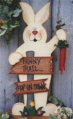 Easter Wood Craft Patterns