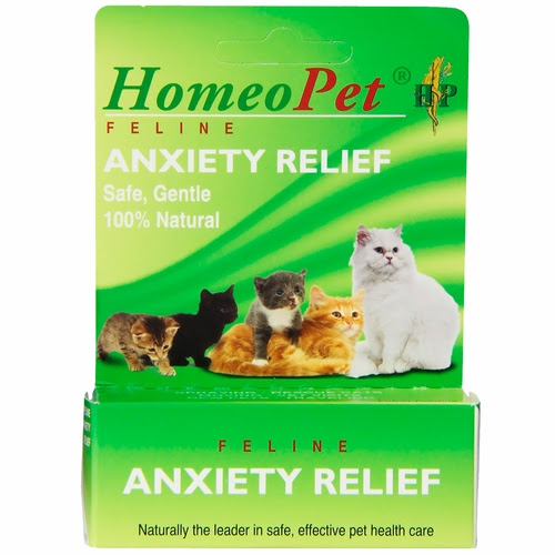 HomeoPet& Feline Anxiety Relief (15 ml) | Healthypets
