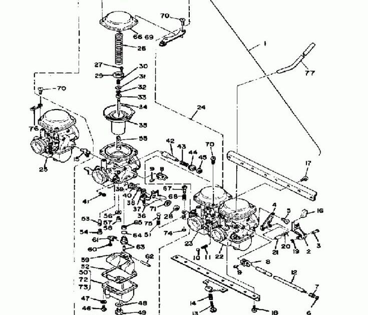 Wiring Diagram Yamaha 703 Remote Control