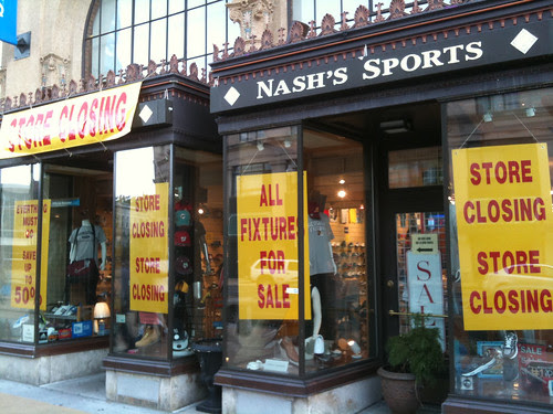 Nash's closing