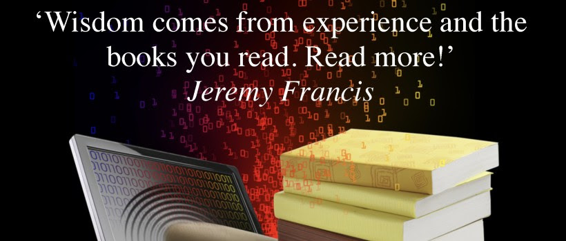 Quote from Jeremy Francis.