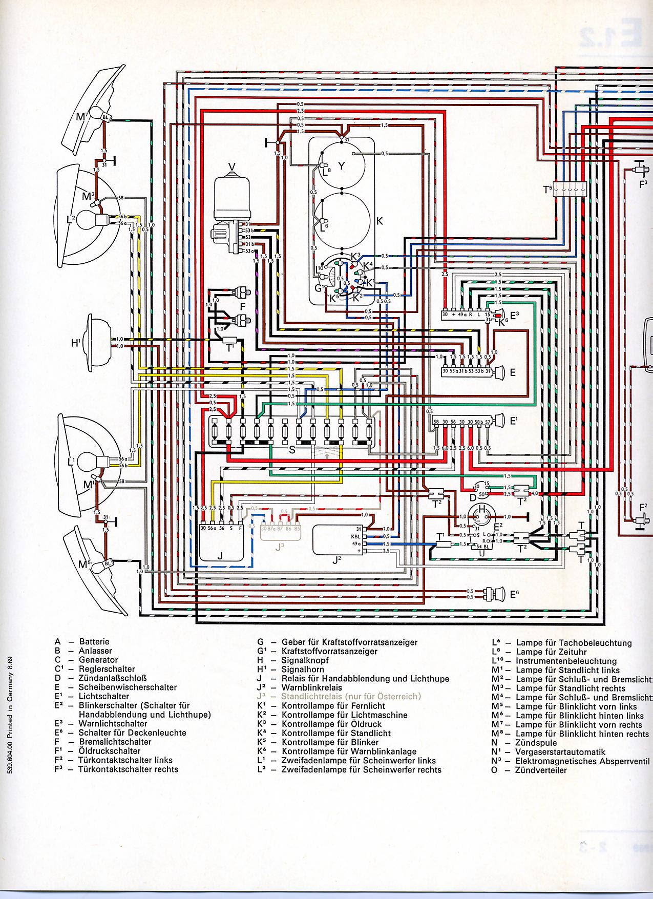 Maycintadamayantixibb  1974 Vw Beetle Wiring Diagram