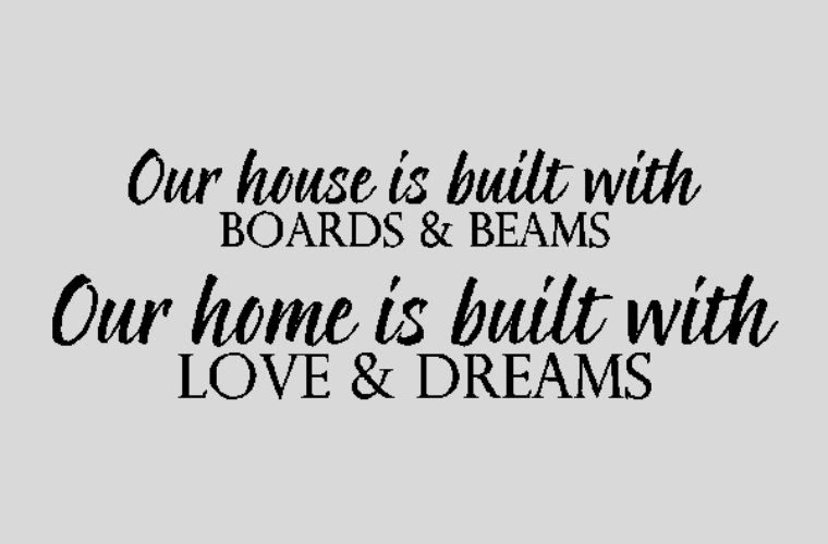 Built With Love And Dreams Funny Pictures Quotes Memes Funny
