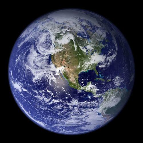 Blue Marble (Planet Earth)