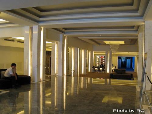 Lobby @ Hotel Holiday Garden