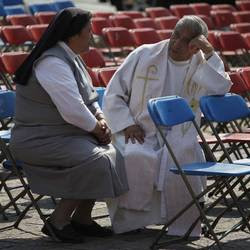 E' il momento del confronto tra le suore americane e il Vaticano