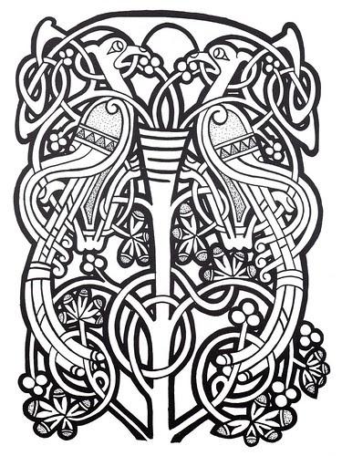 Celtic Design 037