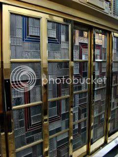 Palacio Minetti - Elevator door