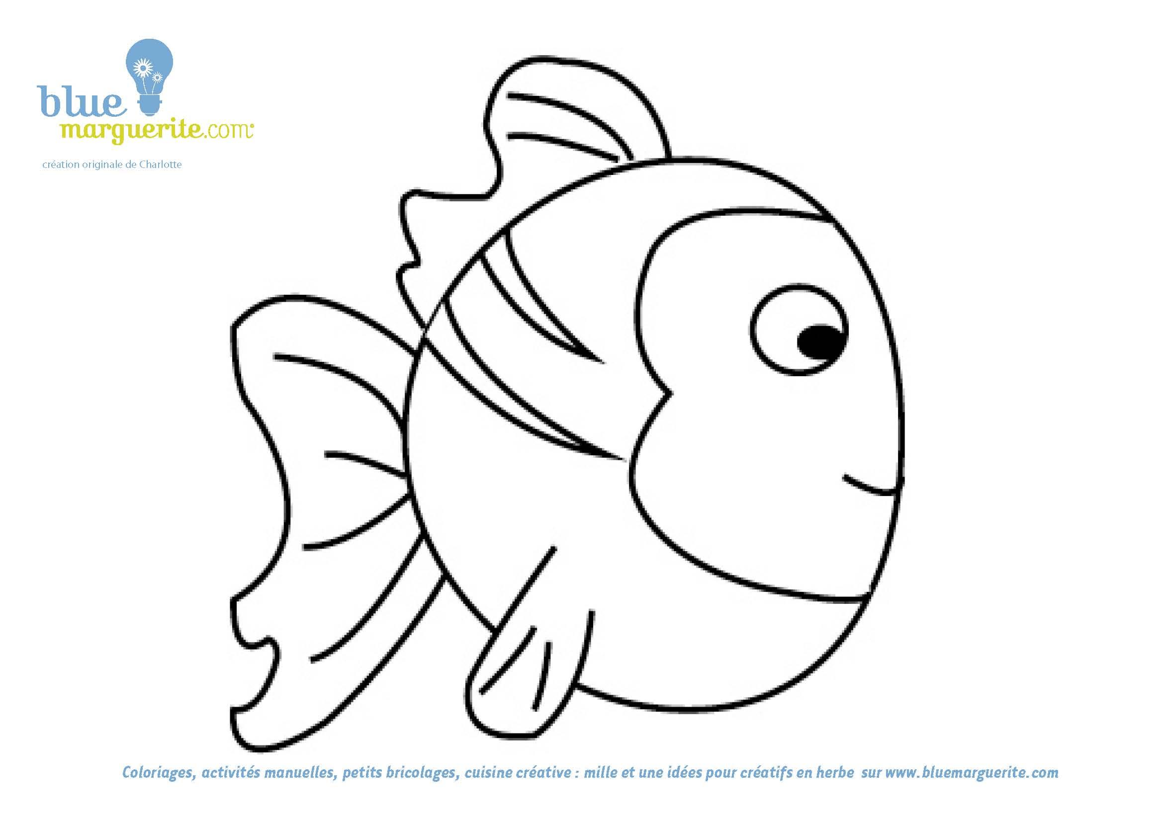 106 Dibujos De Pescado Para Colorear Oh Kids Page 5