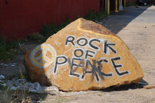 Rock of Peace