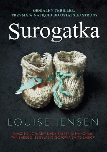 Okładka książki Surogatka
