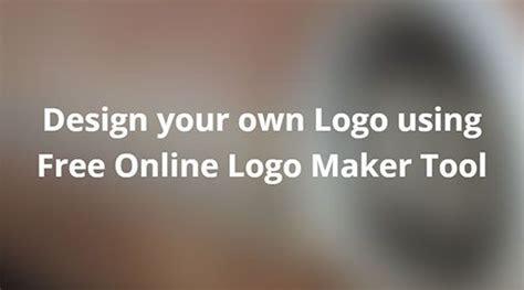 design   logo    logo maker tool