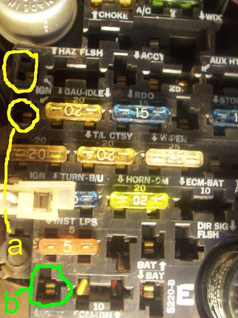 1983 Chevy Truck Fuse Box Diagram Wiring Diagram Correction Correction Cfcarsnoleggio It