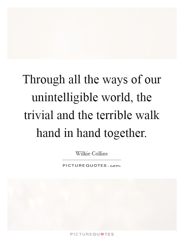 Hand In Hand Quotes Sayings Hand In Hand Picture Quotes