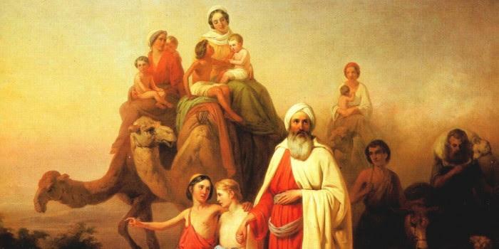 Parashat Lech Lechá  - Gênesis 12:1-17:27