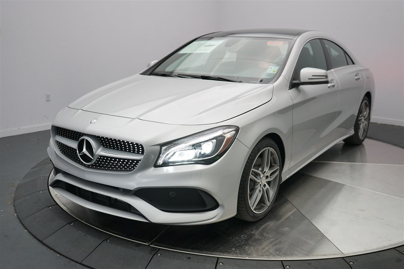 New 2017 Mercedes-Benz CLA CLA 250 Sport Coupe in ...