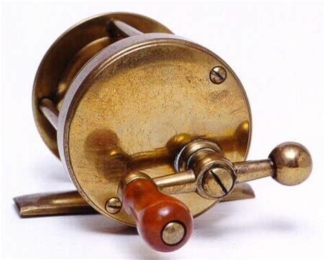 Antique Fishing Reels for sale
