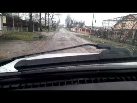 VIDEO Fălticeni, oraş bortelit