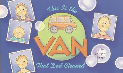 Cover Art for This is the van that Dad cleaned