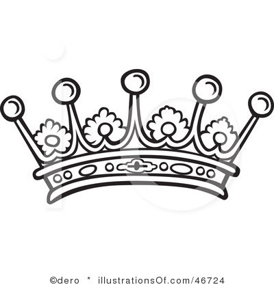 Crown Black And White Free Download Best Crown Black And White On