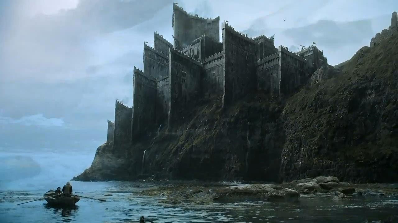 Resultado de imagem para game of thrones Dragonstone