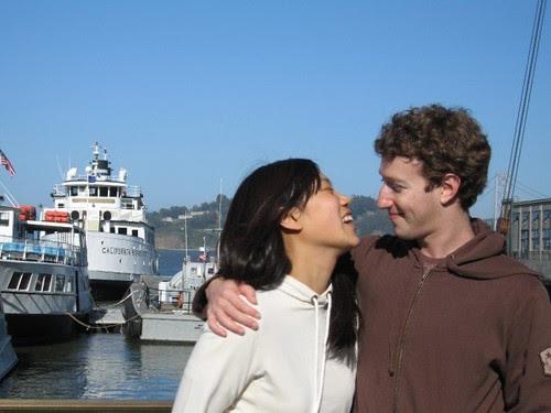 Priscilla Chan dan Mark Zuckerberg