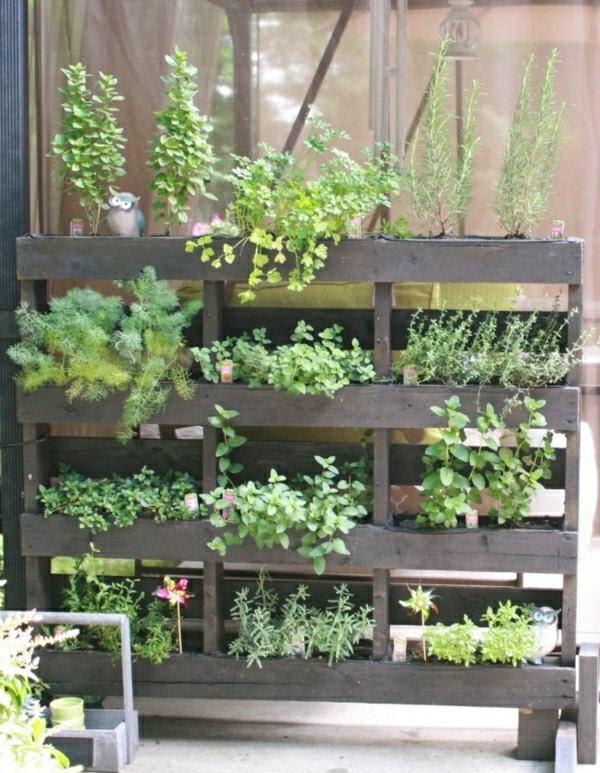 Balkon Ideen Pflanzen ideen für den balkon zum selber machen dene