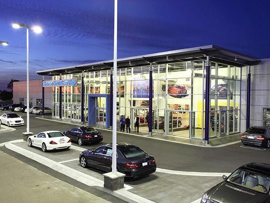 Mercedes-Benz of San Diego car dealership in SAN DIEGO, CA ...