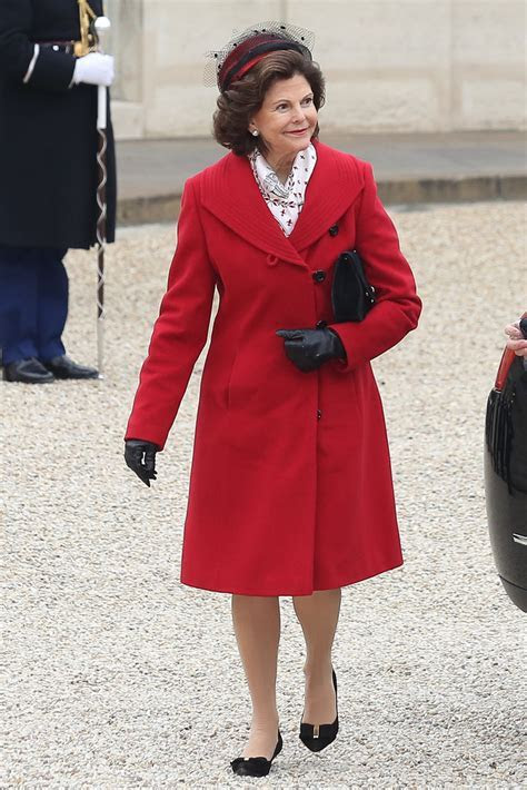 King Carl Gustav and Queen Silvia on official visit in
