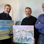 Ébaty | Ébaty : cinq artistes peintres vont exposer leurs derniers travaux