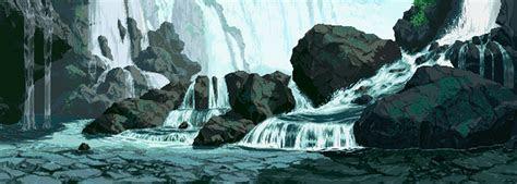 gif water vaporwave aesthetic animated gif  gifer