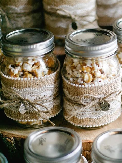15 Rustic Wedding Favors Your Guests Will Love   Wedding