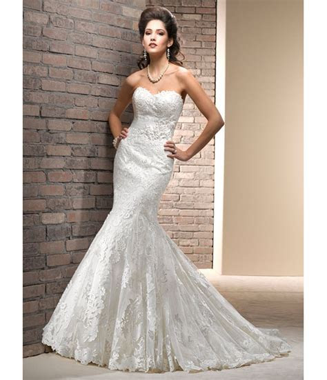 Maggie Sottero Spring 2013   Charisse Ivory Tulle & Lace