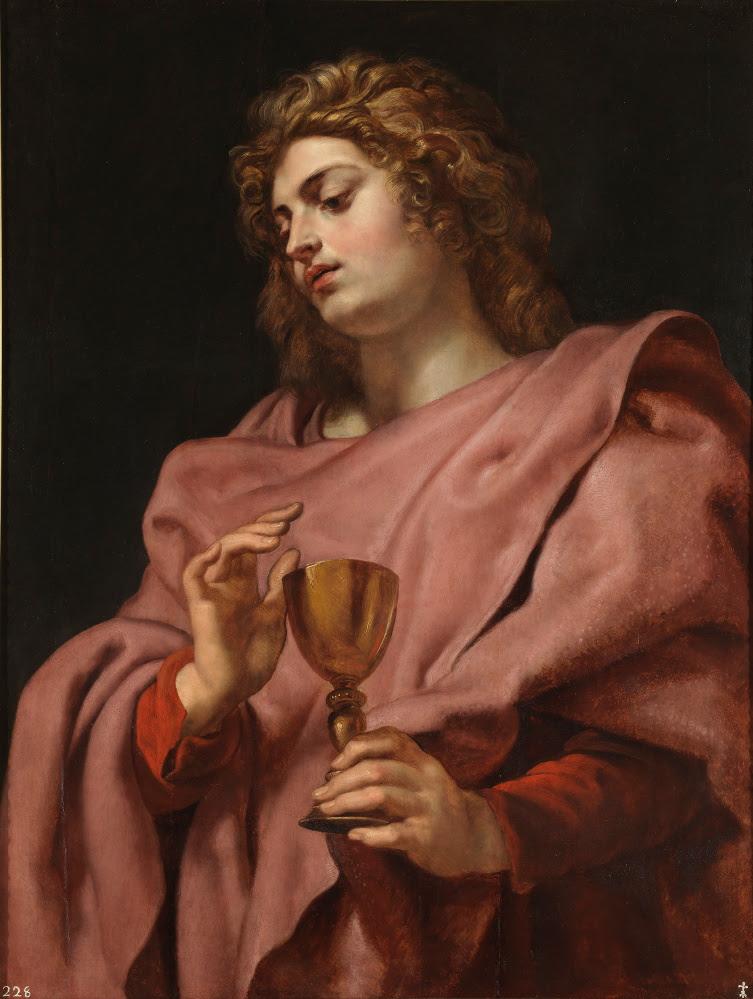 Peter Paul Rubens: De apostel Johannes