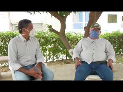 #EnVideo Alcalde Tete Samper habla sobre estrategias que se implementan tras aumento del COVID 19 en Ciénaga