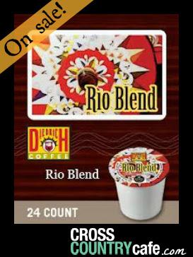 Rio Blend Keurig K-cup coffee