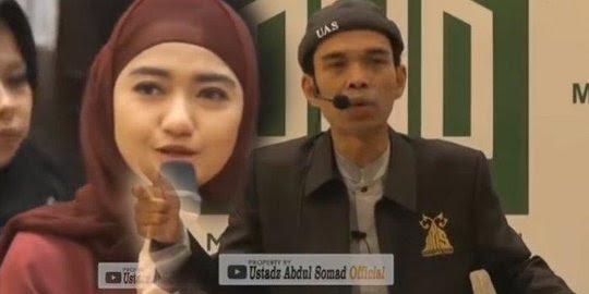 Ini Sosok Mellya Juniarti, Istri Abdul Somad yang ...