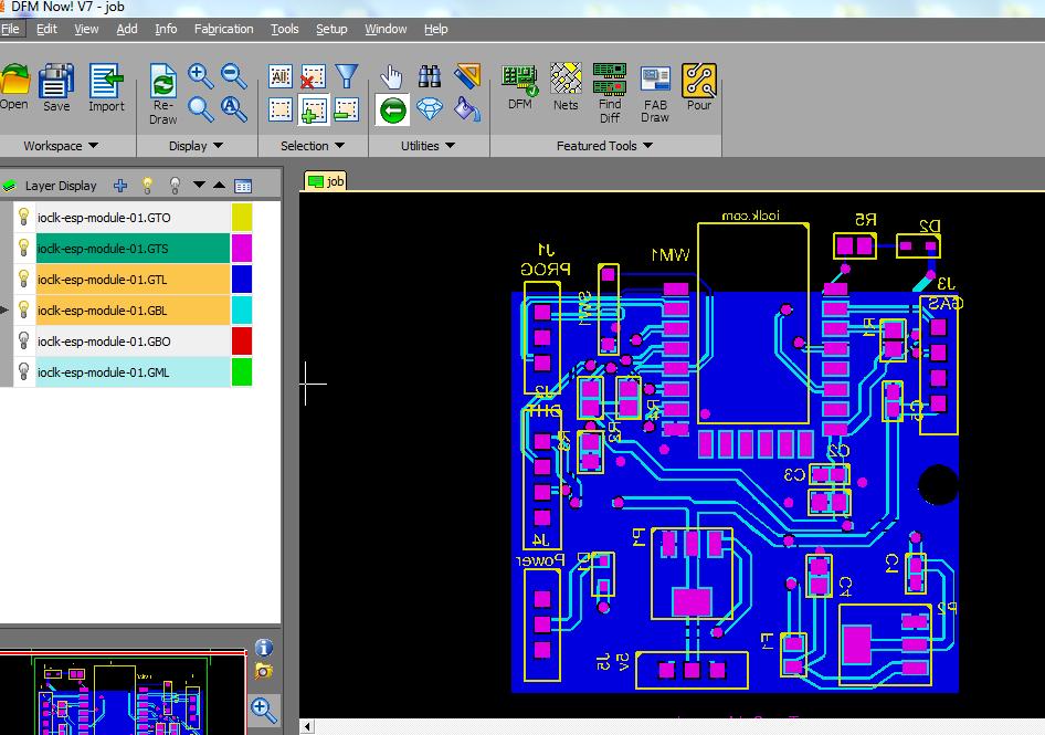 Pcb Gerber File Viewer Free Download - Pcb Circuits