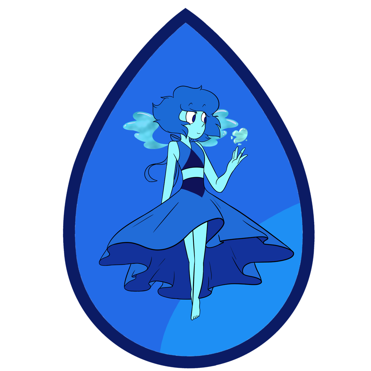Pure water angel