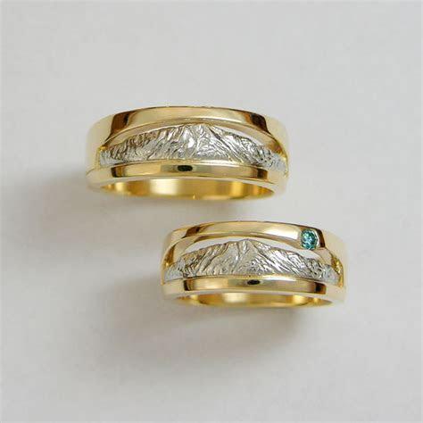 Boulder Mountain Rings   Range Rings   Cronin Jewelers
