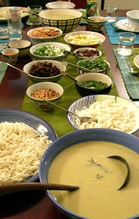 Burmese Food Recipes Khowsuey