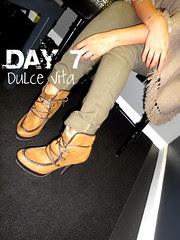 Day 7 Shoe Challenge